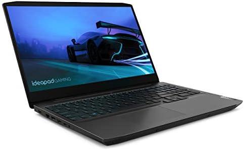 """Lenovo IdeaPad Gaming 3 15"""" Laptop, 15.6"""" FHD (1920 x 1080) Display, AMD Ryzen 5 4600H Processor, 8GB DDR4 RAM, 256GB SSD, NVIDIA GeForce GTX 1650 Graphics, Windows 10, 82EY00FDUS, Onyx Black WeeklyReviewer"""