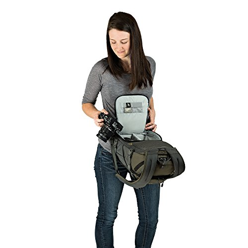 Lowepro Flipside Trek BP 250 AW - Outdoor Camera Backpack for Mirrorless or Compact DSLR w/ Rain Cover and Tablet Pocket. by Lowepro (Image #6)