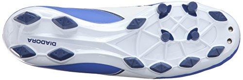 Shoe Soccer Blue Diadora MD White Women's Lime W Forte Lpu Electro wxOp1q4O