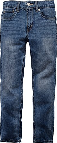 Levi's Boys' Slim Fit Jeans, Vintage Falls, 14 Regular