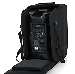 Gator Cases GPA-712SM Rolling Speaker Bag for Small Format 12\