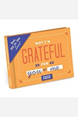 Knock Knock Why I'm Grateful for You Fill in the Love Book Fill-in-the-Blank Gift Journal Hardcover