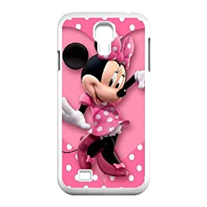 Mickey and Minnie Samsung Galaxy S4 9500 Cell Phone Case White G7682078