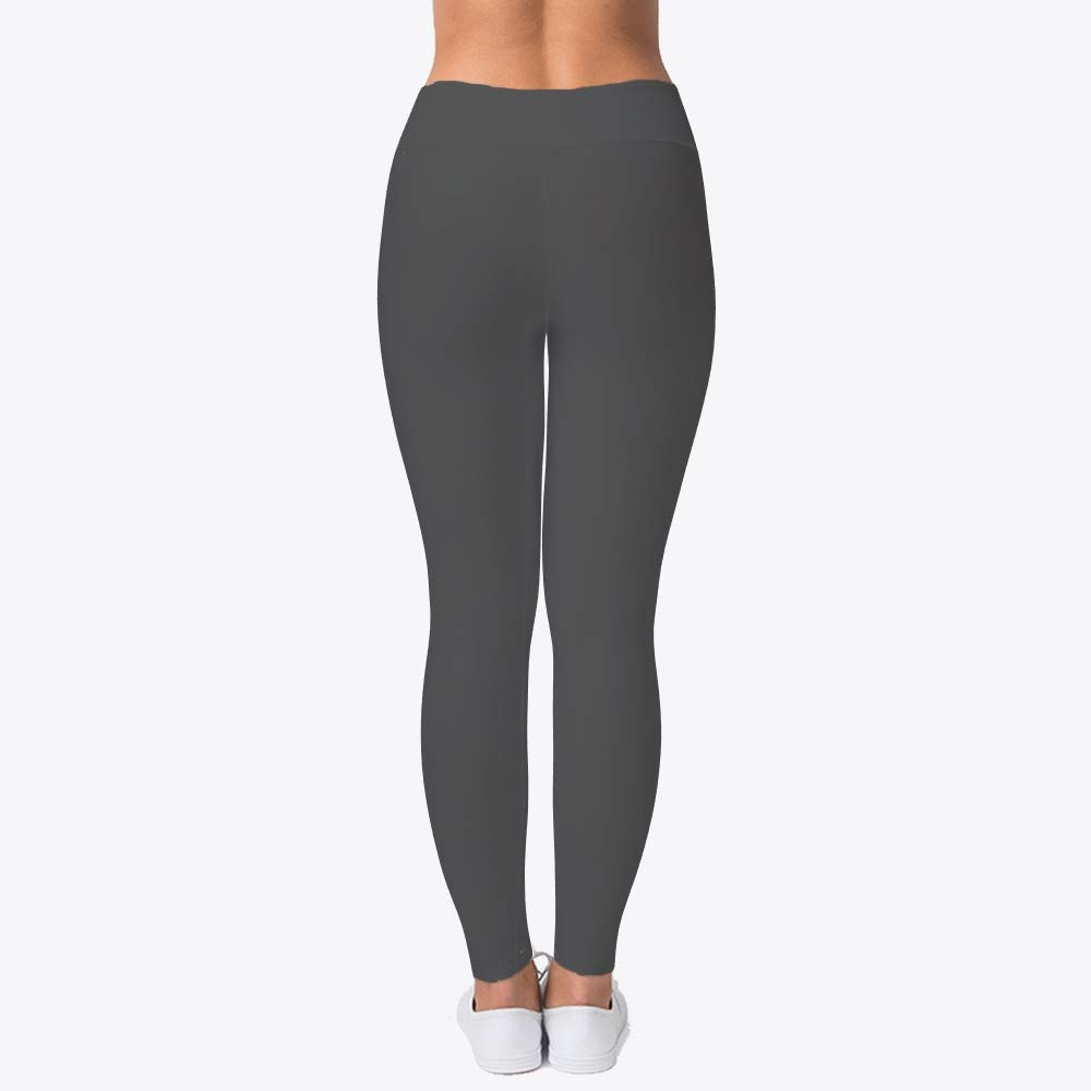 Womens Print Fitness Stretch The Best Dads Get Promoted to Grandpas/