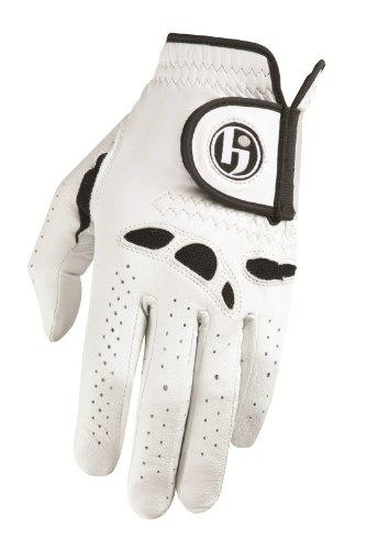 HJ Glove Women's Stone Grey Allsoft Plus Golf Glove, Medium, Left Hand