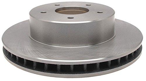 ACDelco 18A102A Advantage Non-Coated Front Disc Brake Rotor