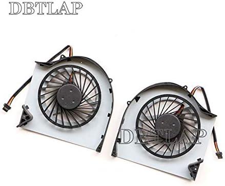 DBTLAP GPU Fan Compatible for EVGA SC17 GPU Cooling Fan GTX1070 Version