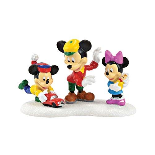 Department 56 Disney Village Mickey's Toys Figurine Accessory, 2.5 inch