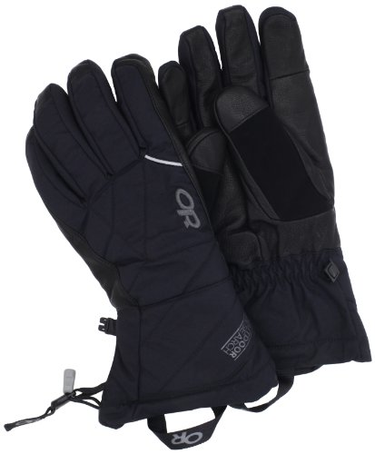 Outdoor Research Men's Southback Gloves, Black, X-Large by Outdoor Research
