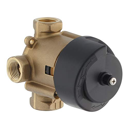 Kohler Diverter Valve - KOHLER 558559 K-737-K-NA, one-size, Antique Brass