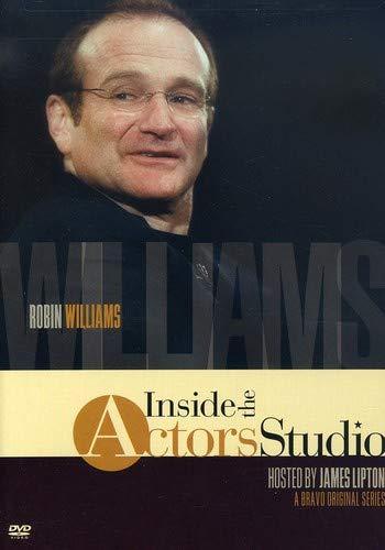 Robin Williams: Inside The Actors Studio (The Best Man Actors)