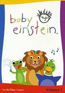 Amazon Com Baby Einstein Vol 1 Baby Bach Baby Newton