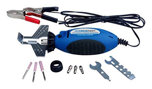 Blue Max Metal 12-volt Portable Electric Chain Saw Chain Sha