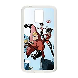 HXYHTY Design Case of The Incredibles Phone Case For Samsung Galaxy S5 i9600 [Pattern-6]