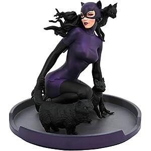 41cXzqwqtJL. SS300 DIAMOND SELECT TOYS DC Gallery: Catwoman PVC Figure, Multicolor