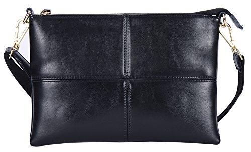 omens Wristlets Handbag Purse Messenger Bag with Long Shoulder Strap ()