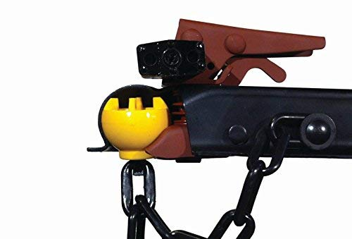 The Trailer Ball Security Accessory 2516 Fits 2 5/16 Trailer Hitch