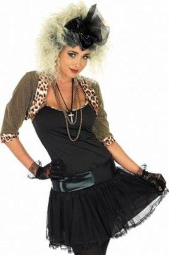 80s Madonna Desperately Seeking Fancy Dress Costume - L (USA 10-12)  sc 1 st  Amazon.com & Amazon.com: 80s Madonna Desperately Seeking Fancy Dress Costume - L ...