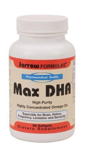 Jarrow Formulas Max-DHA 607 mg, 90