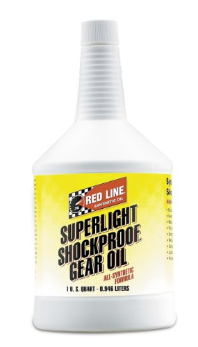 Shockproof Gear Oil - 5