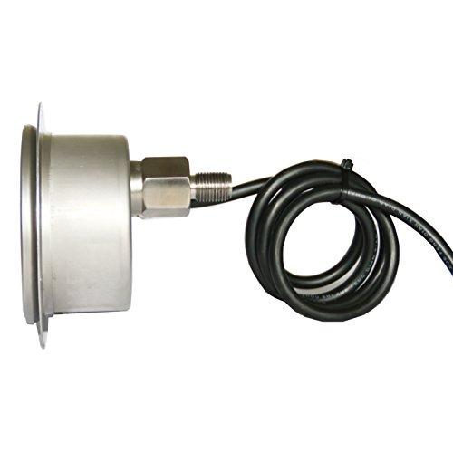 XZT Digital Hydraulic Pressure Gauge 3 15