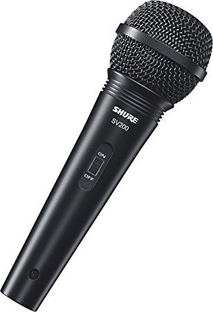 Shure SV200 Vocal Microphone product image