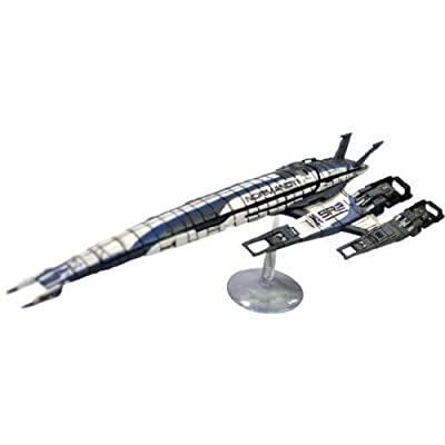 Dark Horse Deluxe Mass Effect:SR-2 Normandy Ship Replica: Toy: Toys & Games