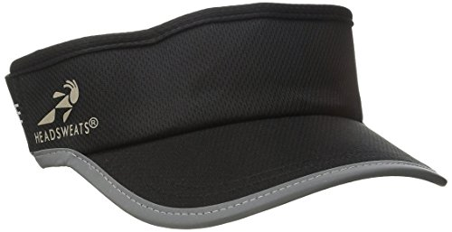 Headsweats Supervisor Sun Visor (Black Reflective)