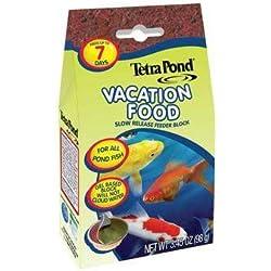Tetra Pond 3.45 oz. Vacation Feeder Block [Set of 2]