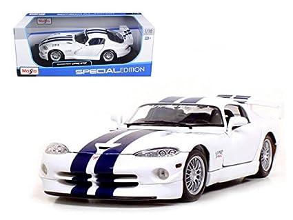 Maisto Dodge Viper GT2 1/18 Model Car