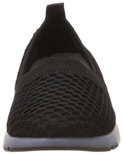 Aerosoles Women's Fast Mind Mix Puma Moccasins Black (Black Blk) n6KkgS