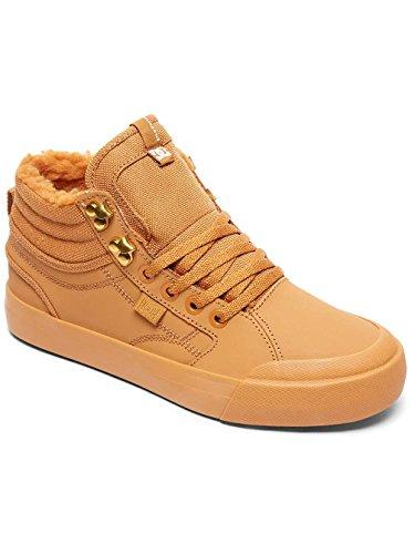Skateboard Evan Dc Chaussures De Shoes Braun Femme Hi Winter zzwY4q