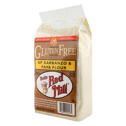 Bob's Red Mill Garbanzo Fava Flour Gluten Free 16x 22 Oz