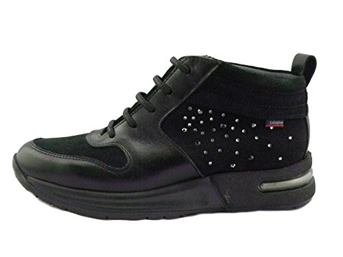 High Mujer Callaghan Negro Pn08xoknw Sneakers 92102 Nero Yy7gbf6