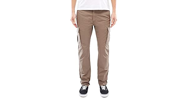 305009febb640f Vans Men s Off The Wall Pariso Cargo Pants-Taupe-32  Amazon.ca  Clothing    Accessories