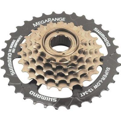 (Shimano MF-TZ30Tourney Freewheel (14-34T 6 Speed))