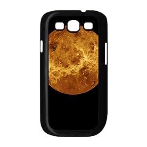 {Mercury & Planet Series} Samsung Galaxy S3 Case Mars 3, Case Cathyathome - Black