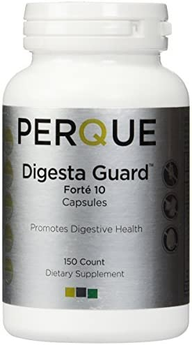 Perque Digesta Guard Forte, 150 Count