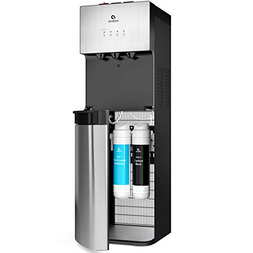 water purifier with hot water