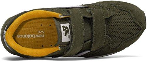 New Balance - Zapatillas de gimnasia de Material Sintético para niño verde Verde