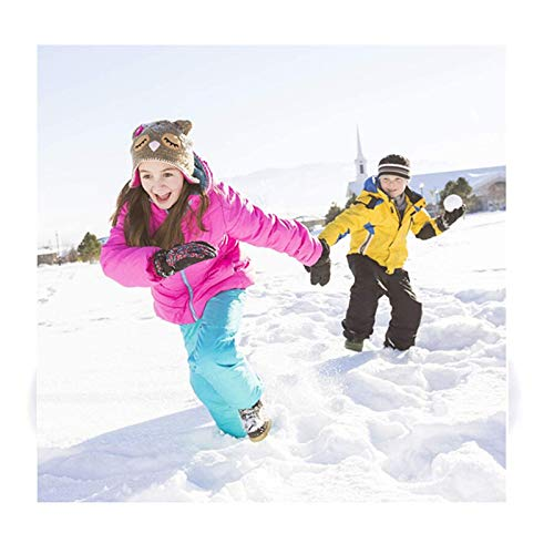 Yubenhong 30/50 Pack Indoor Snowballs for Kids Snow Fight (30 PCS)