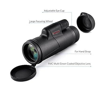 Meeqee hd teleskop ideal für amazon kamera