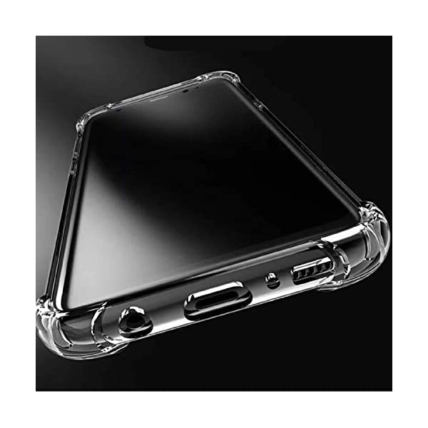 Ankirant Bumper Corner Soft Silicon Flexible Shockproof Camera Protection Cushioned Edges Crystal Clear Mobile Back Case… 2021 July Ankirant Trust of Quality Product. Shockproof Corners With Air Cushion Technology. Prevents It from Accident Drops, Scratches from Sharp objects.