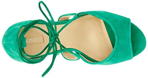 Aldo Immine - Sandalias de tobillo Mujer Verde - Grün (Green / 60)