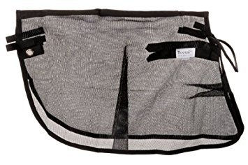 Tough-1 Fly Rump Sheet Black one Size by Tough-1