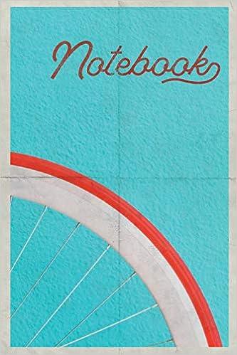 661aea4ba4b Buy Notebook  Single Speed Bike Elegant Composition Book Journal ...