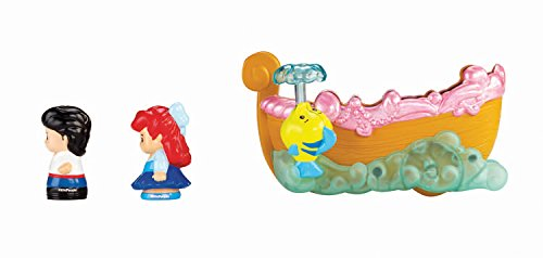 Fisher-Price Little People Disney Princess Ariel's Boat Ride Toy by Fisher-Price (Image #2)