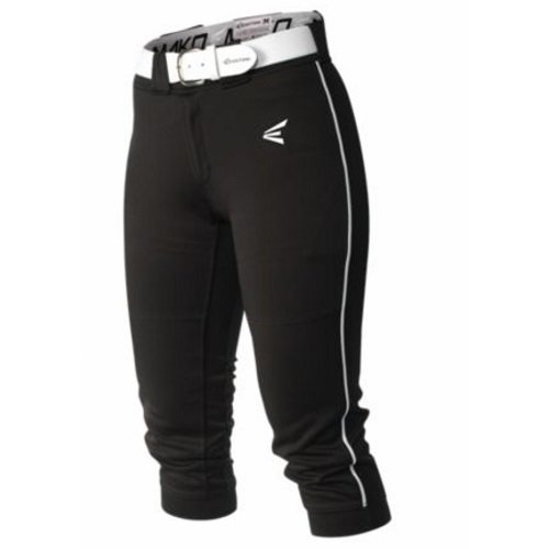 Easton Women's Mako Piped Pants, Black/White, Small