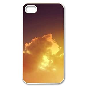 Personalized Unique Design Case for iPhone 6 4.7, Sunset Cloud Cover Case - HL-696672