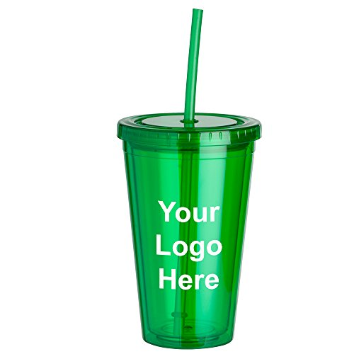 Everyday Tumbler - 30 Quantity - $3.75 Each - PROMOTIONAL PRODUCT / BULK / BRANDED with YOUR LOGO / CUSTOMIZED by Sunrise Identity
